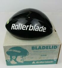 Genuine Rollerblade Vintage Snell Bladelid Size Small New Old Stock Free Ship