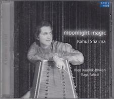 Rahul Sharma Moonlight MagicRaga Kaushik-Dhwani Raga Pahadi Dhun CD Hindustani
