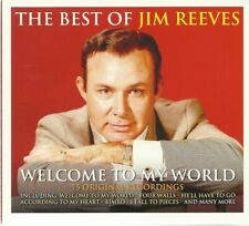 Jim Reeves - The Best Of - Welcome To My World 3CD