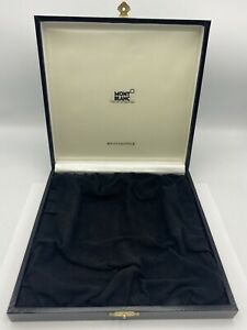 VINTAGE MONTBLANC MEISTERSTUCK FOUNTAIN PEN DISPLY BOX ONLY