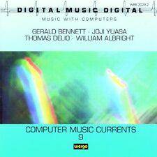 Computer Music Currents 9, New Music