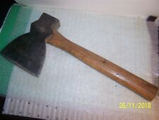 Vintage BROAD AXE, HATCHET - N.Y.C. Railroad - TRUE TEMPER, FLINT EDGE - No TB4