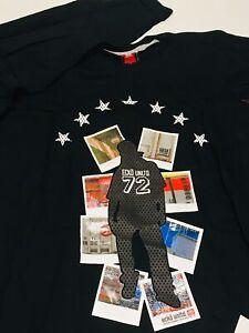 "ECKO UNLTD. L/S ""Snapshot"" sz XXL 2XL Men's Graphic T-Shirt Black OOP NEW NWT"