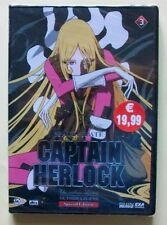 CAPTAIN HERLOCK Space pirate -  The endless odyssey Vol 3 [dvd, Shin Vision, 75'