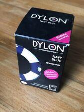 Dylon Textilfarbe NAVY BLUE 350g incl. Färbesalz