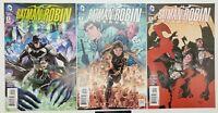 Batman & Robin Eternal #2 3 4 DC Comics New 52 Set of 3 Comic Lot Synder Daniel
