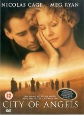 City Of Angels 1999 Nicolas Cage, Meg Ryan, Andre Braugher, Dennis NEW UK R2 DVD