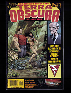 Terra Obscura Vol. 2 #1-6 Complete ABC Comics Limited Series Alan Moore VF/NM
