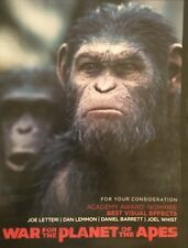 War For The Planet Of The Apes Oscar advertisement Academy Award Fyc ad