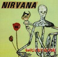 Nirvana - Incesticide [New CD]