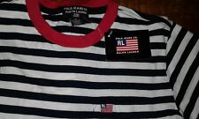 Polo Ralph Lauren Shirt sz. Youth Small - Brand New with Tags - Stripes