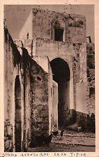 CARTOLINE DI RODI - CASA TIPICA - LINDO - TOMBA CLEOBULO -  OCCUPAZIONE C4-1755