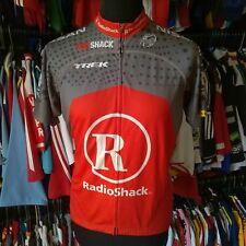 TEAM RADIOSHACK 2009 TOURING CYCLING SHIRT BONTRAGER JERSEY SIZE ADULT L