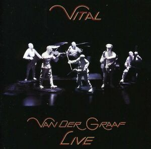 Vital (Live) - 2 DISC SET - Van Der Graaf Generator (2005, CD NUOVO)