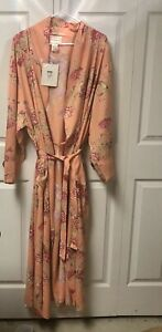 April Cornell Dressing Gown/Robe Size S NWT