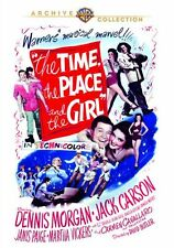 The Time, The Place And The Girl (Dennis Morgan) Region Free DVD - Sealed