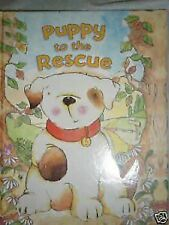 Kay Barnes, Puppy to the Rescue, Very Good, Hardcover