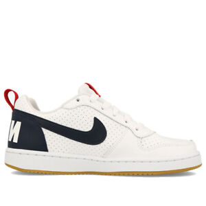 Nike Court Borough Low BGGS Basketball Shoes/Sneakers 839985-105