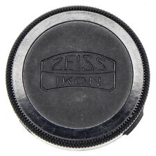 Zeiss IKon Bakelite Rear Lens Cap for Contax Rangefinder RF   #2