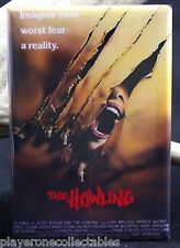 "The Howling Movie Poster 2"" X 3"" Fridge / Locker Magnet. Classic Horror!"