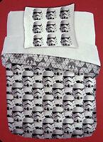 Disney Star Wars inflexión-ropa de cama Stormtrooper cama referencia 135x200 80x80 Primark