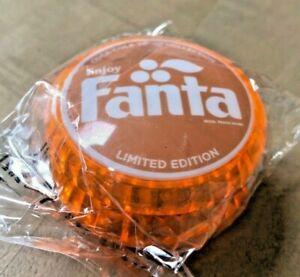 Coca Cola YoYo Collection Limited Edition FANTA YoYo - Brand New / Sealed