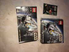 LEGO Star Wars Episode I Jedi Defense I (7203) - Instruction Manual And Box Only