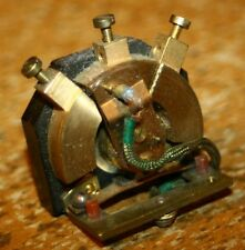 Alter Radio Schalter - antique spare part tube radio