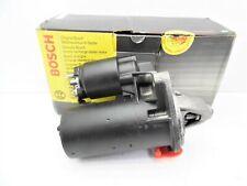 Motor de arranque Bosch opel Ascona Calibra Kadett 0986013610