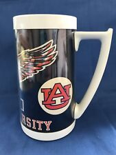 Vintage AUBURN UNIV INSULATED CUP/MUG by THERMO SERV USA, 1960's, Never used!