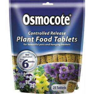 Plant Food Feed Fertilizer Osmocote Controlled Slow Release Fertiliser 25 Pack