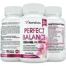 Perfect Balance Complex for Women - Vaginal Health Dietary Supplement - Helps