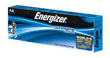10x FR6 L91 Energizer Ultimate Lithium AA LR06 MN1500 Mignon 1,5 V Stilo AM3 E91