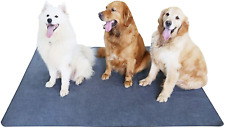Non-Slip Dog Pads 65 x 48 Washable Puppy Pads with Fast Absorbent Waterproof ...