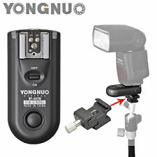 Yongnuo RF-603 Flash Single Transceiver for Nikon DSLR Camera  Hot Shoe Adapter