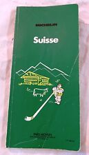 GUIDE MICHELIN SUISSE