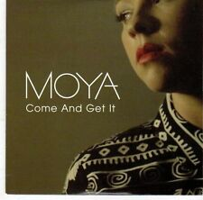 (EJ999) Moya, Come and Get It - 2013 DJ CD