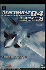 Ace Combat 04 Shattered Skies Perfect Guide Book namco