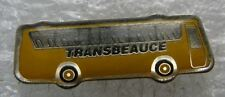 Pin's Transport Car Bus Transbeauce #B1