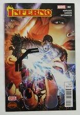 Marvel Comics Inferno #2 (2015)