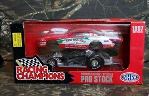1997 Edition Racing Champions Tom Martino 1:24 Scale Pro Stock NHRA