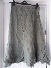 Monsoon Full Length Linen Skirts for Women