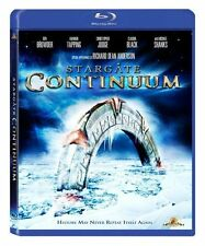 Stargate: Continuum [Blu-ray] NEW!