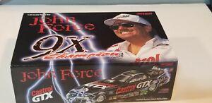 JOHN FORCE 9X CHAMPION 2000 FORD MUSTANG FUNNY CAR NHRA