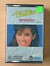 VIRNA LISA Magkaisa PHILIPPINES OPM Cassette Tape