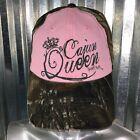 History Cajun Queen Swamp People Women's Baseball Cap Pink Camouflage One Size