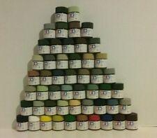Tamiya 51pcs XF acrylic paint bundle