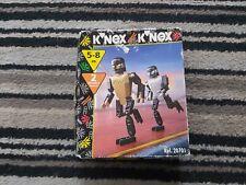 Old Boxed K'nex Figure Man Robot Robots 20701 1996 Running Robots