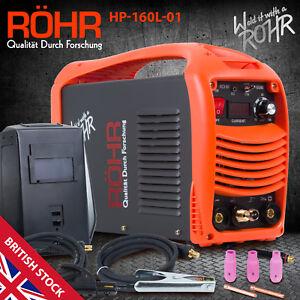 TIG ARC Welder Inverter MOSFET MMA 240V / 160 amp, DC Portable Machine - ROHR 01