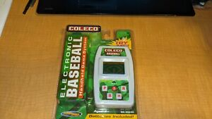 2005 Coleco Hand Held Electronic Baseball Game MIP